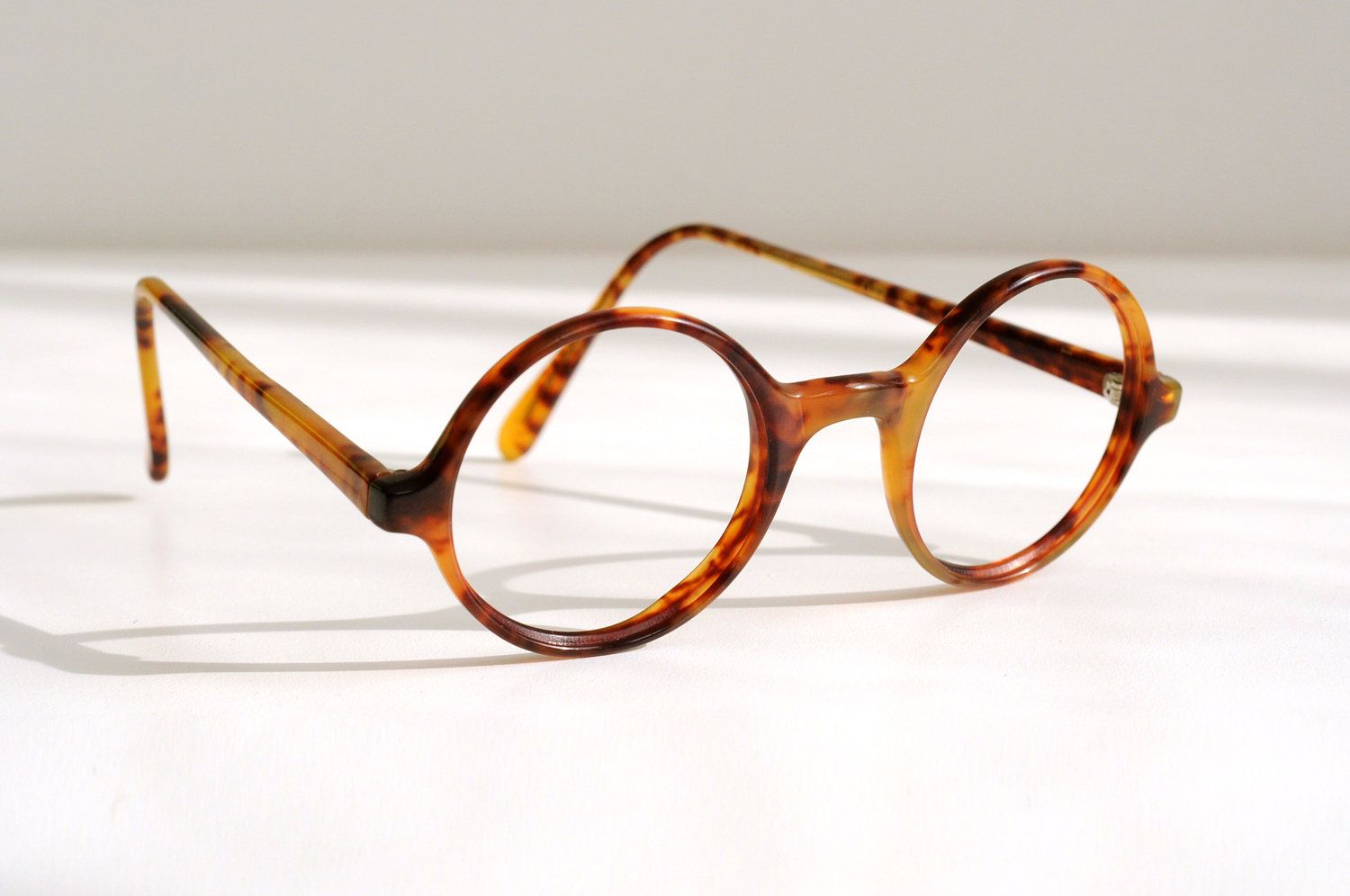 631745a11422 small round glasses tortoise shell 80s Polo Ralph Lauren preppy classic 20s  style.  75.00