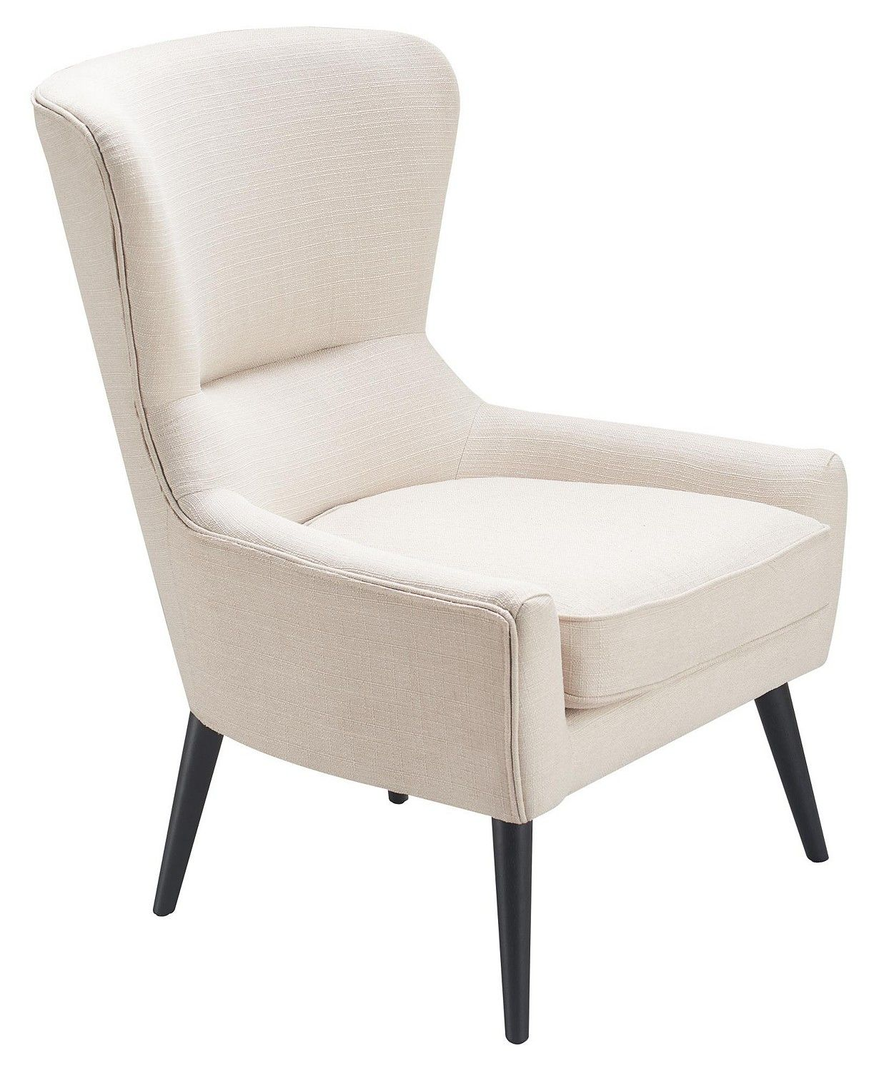 Elle Decor Elle Décor Modern Wingback Chair & Reviews