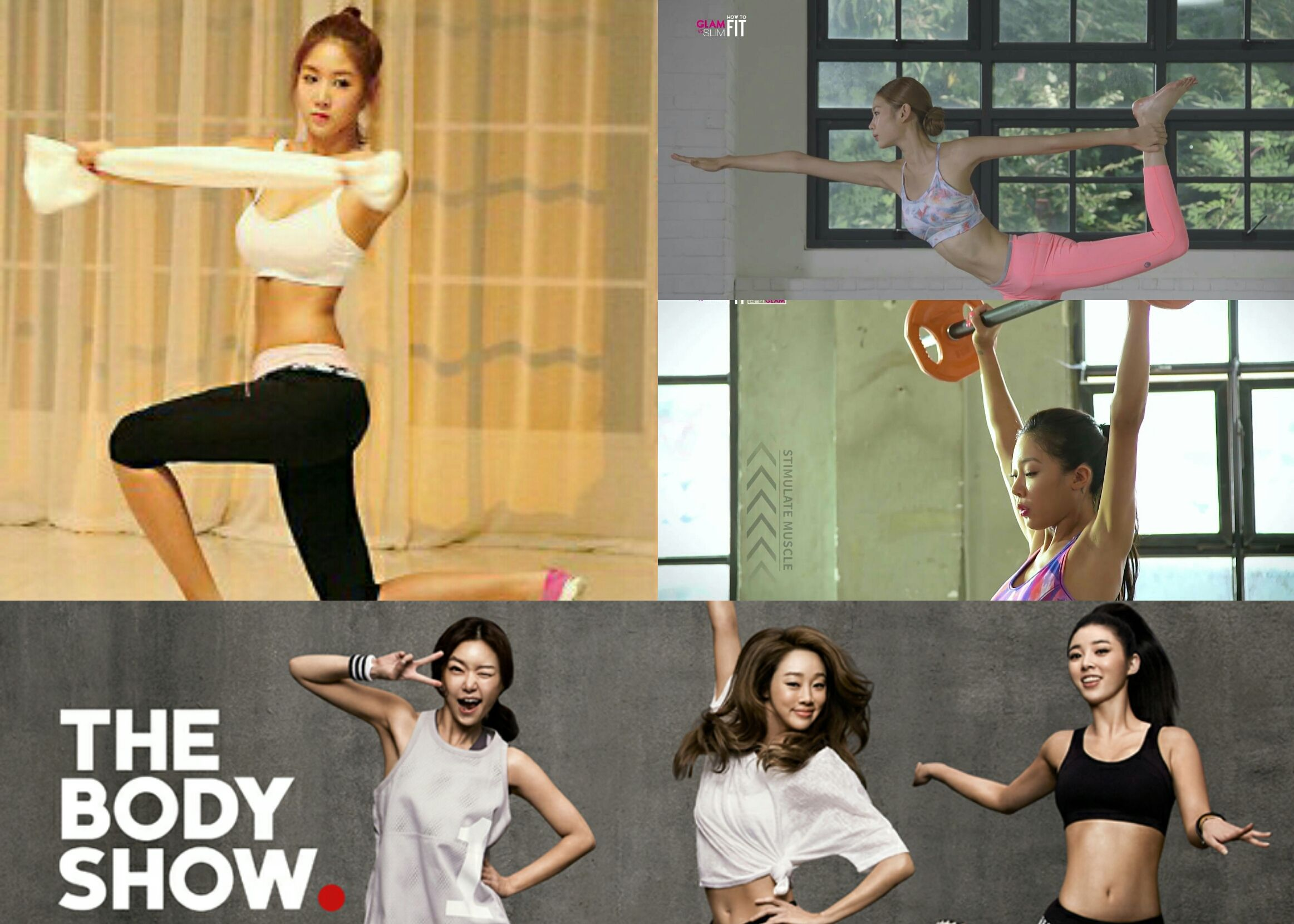12 K Pop Idol Workouts You Need In Your Life Right Now Kpop Workout Celebrity Workout Routine Pop Workouts