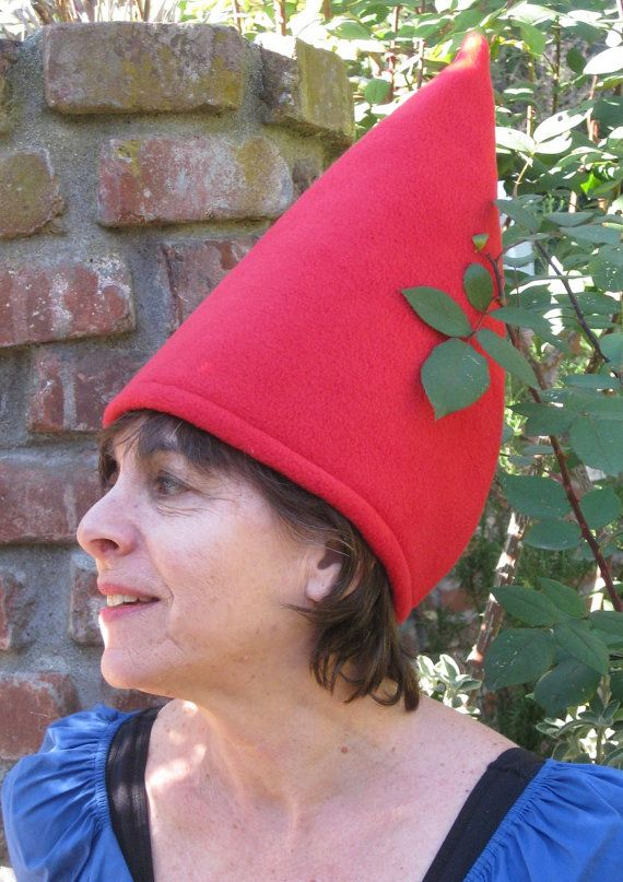3689423a75c RED GNOME HAT Wirt Assorted Colors Fleece Adult and Child sizes ...
