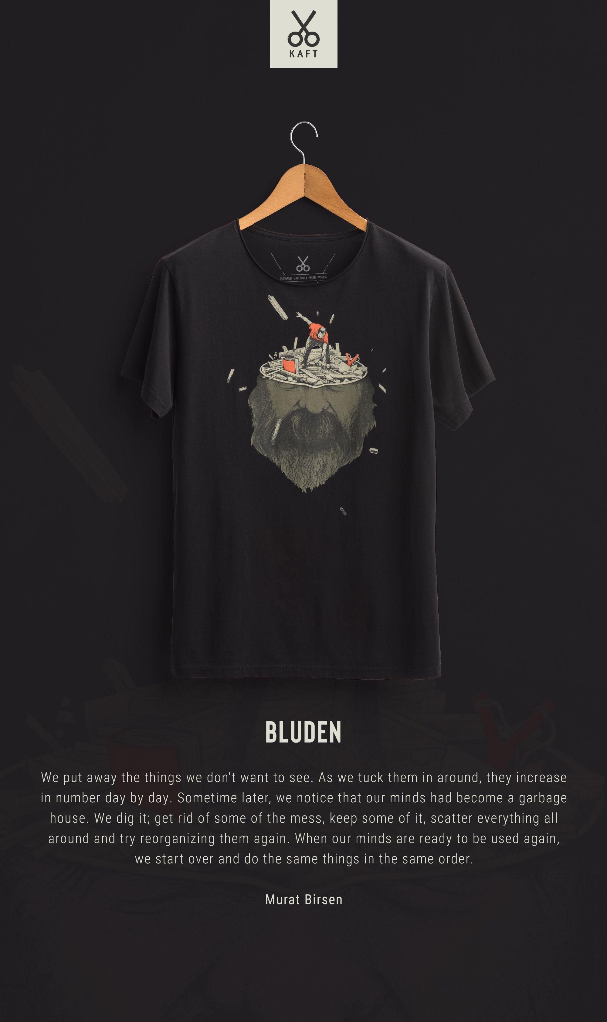 Bluden Os Tshirt Tisort Modelleri Tisort