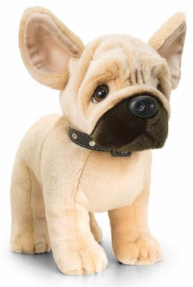 Stofftier Hund Franzosische Bulldogge Signature Puppies Pluschtier Kuscheltier 30 Cm Kuscheltier Hund Tiere Hund Stofftiere