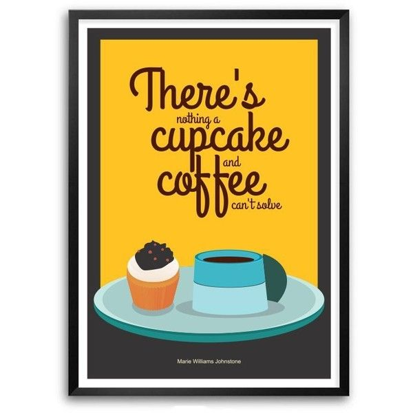 Amazon.com - Marie Williams Johnstone Coffee and cake Shop Quotes ...