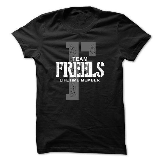 Freels team lifetime member ST44 - #denim shirt #logo tee. WANT => https://www.sunfrog.com/LifeStyle/Freels-team-lifetime-member-ST44.html?68278
