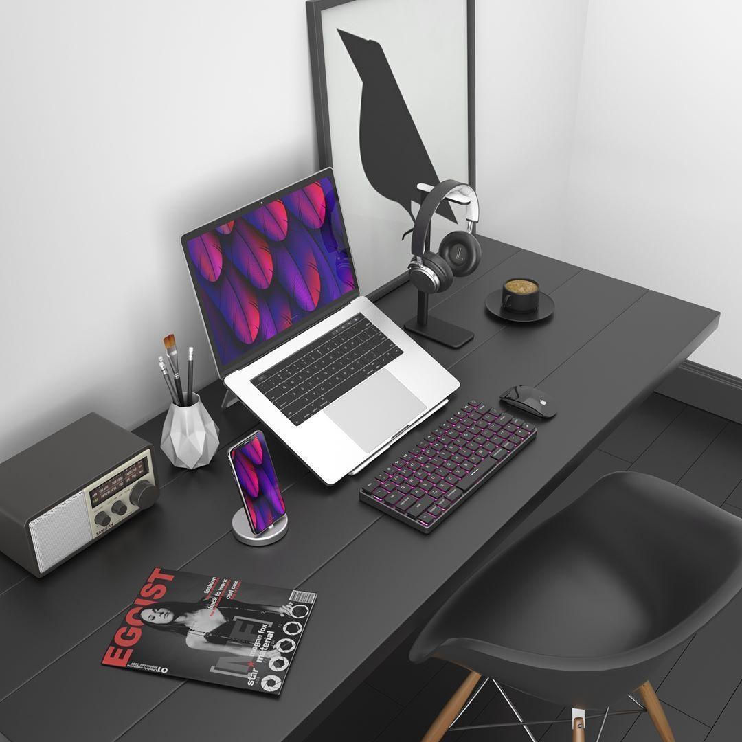 Desktop Setup, Gaming Room Setup