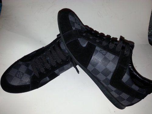69cf16bbe44d8 Pin by Ramel Marable on Exclusive kicks | Louis vuitton men shoes ...