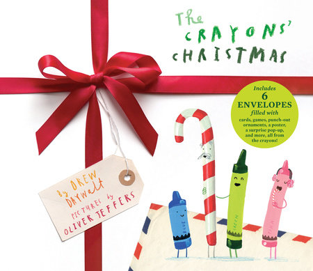 Jeffers Christmas 2020 The Crayons' Christmas by Drew Daywalt: 9780525515746