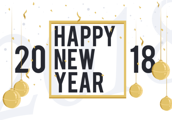 Happy New Year 2018 Greetings Wishes and Quotes | Happy New Year ...