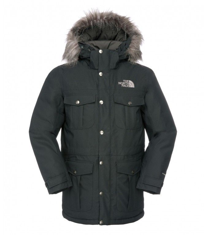 29a837bbc The North Face Men's Bedford Down Parka – 550 Down Insulation £340 ...