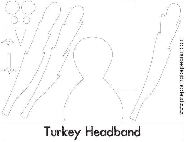 It\'s Turkey Time! - | Turkey hat, Turkey craft and Thanksgiving turkey