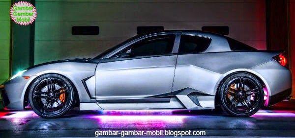 Gambar Mobil Lamborghini Aventador Modifikasi