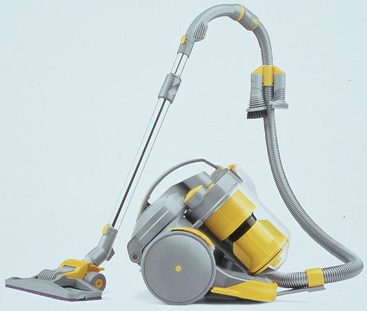 Captivating Dyson DV05 Cyclonic Vacuum Cleaner