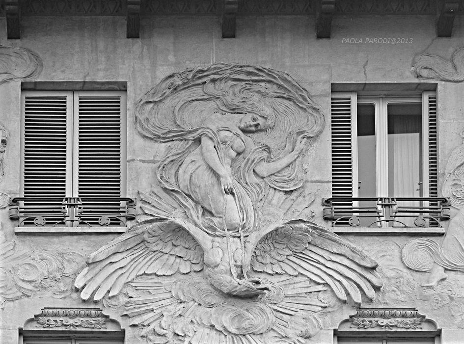 Casa maffei corso montevecchio 50 1906 vandone di for Casa moderna torino