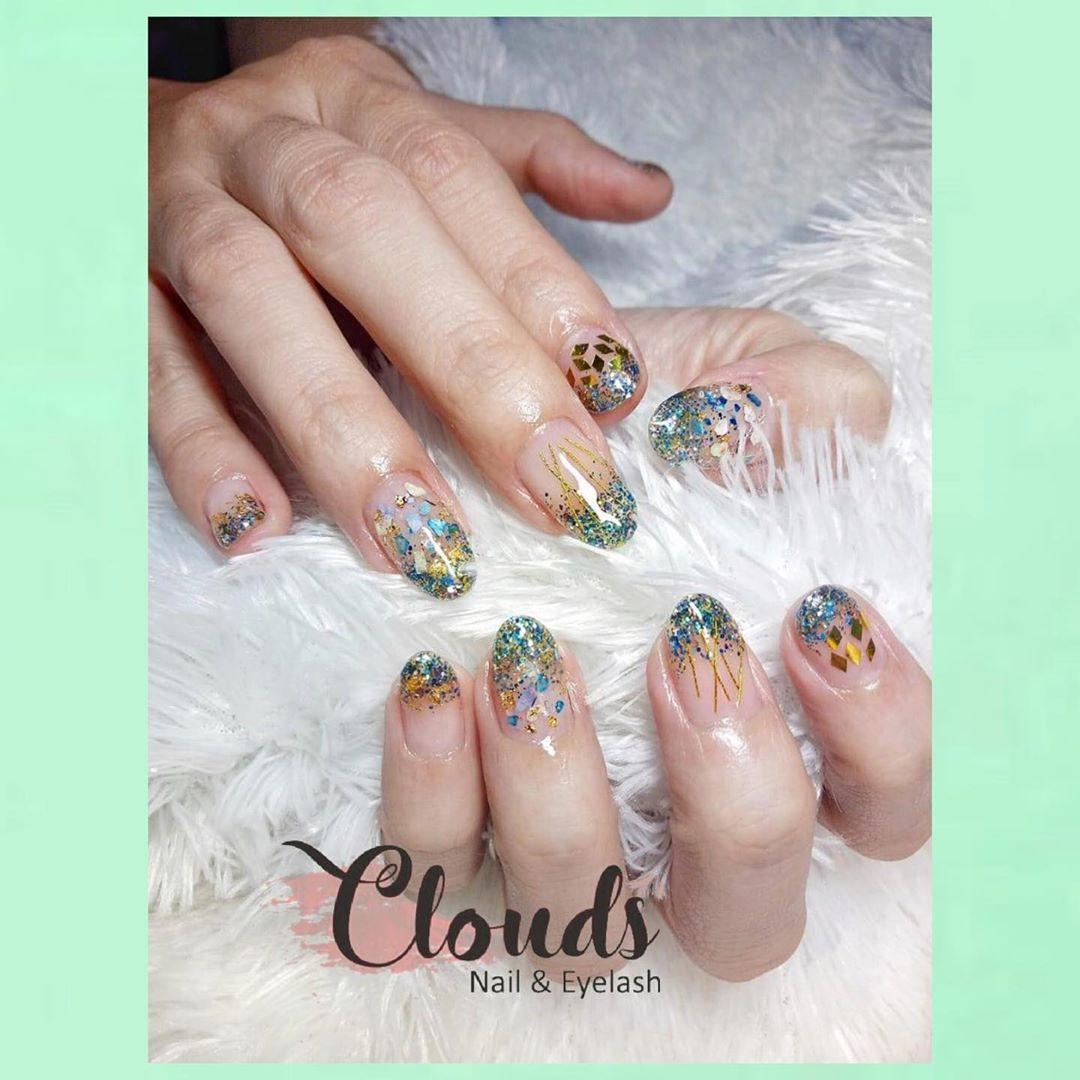 Photo of nails art 2019