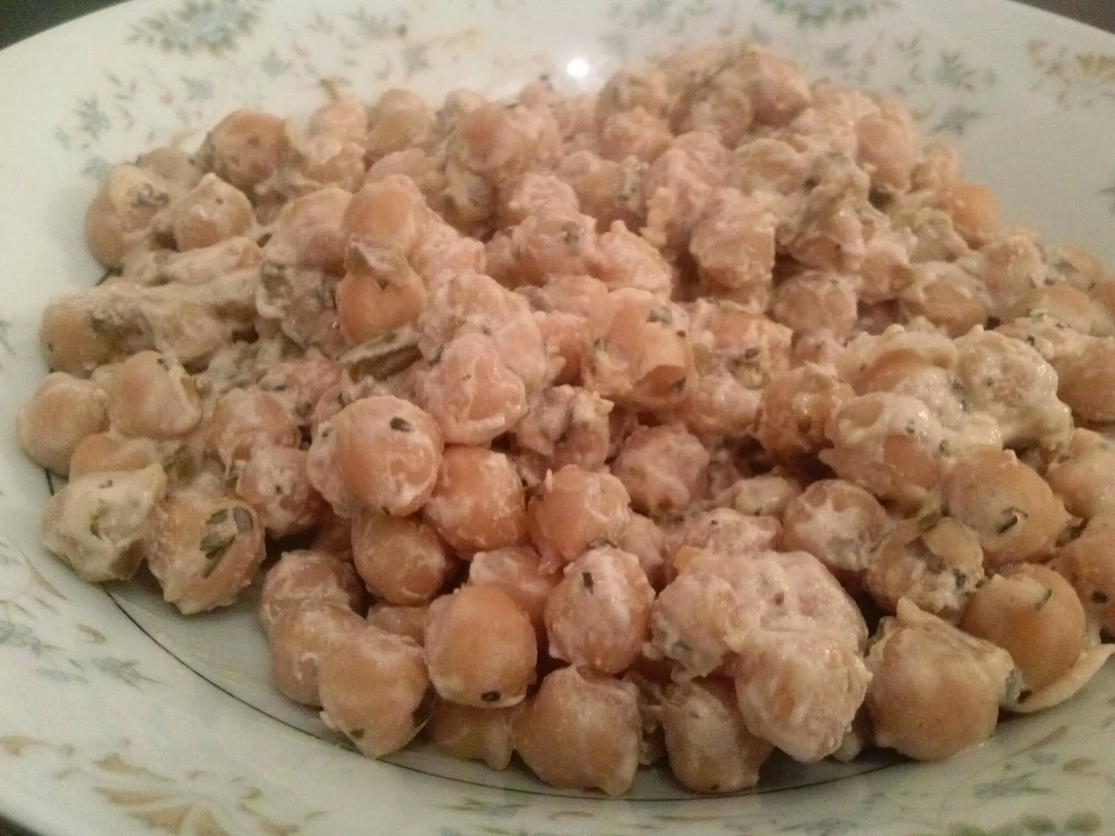 I'm a Cook, not a Chef: You say Chickpea, I say Garbanzo bean.