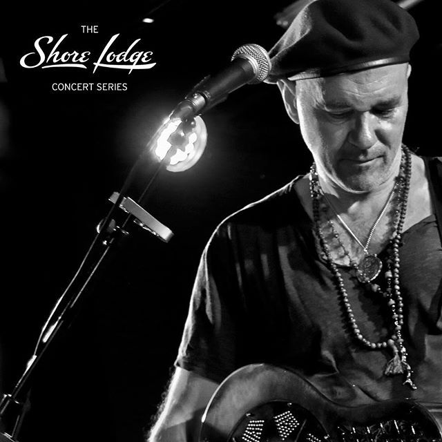 See you tonight for #PeterKarp Live at #ShoreLodge
