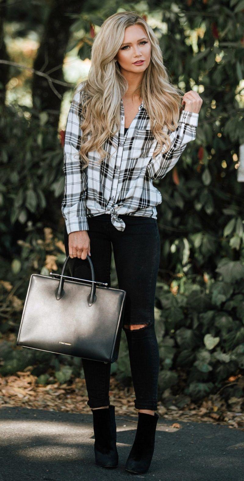 Outfit Ideen für das perfekte Aussehen: 45 tolle Vorschläge