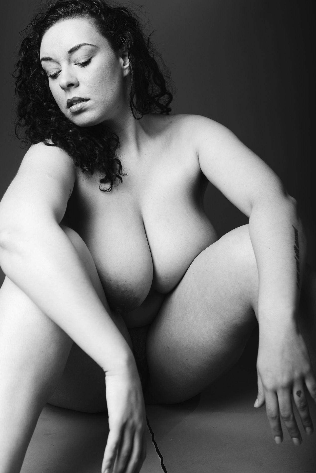 Fat naked news