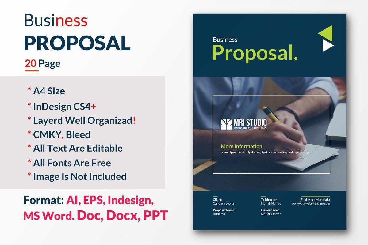 Business Proposal , SPONSORED, TemplateFileFormat
