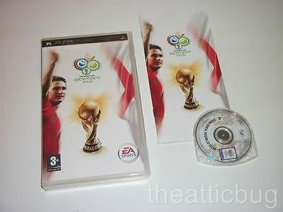 Sony psp ~ 2006 fifa #world cup ~ #complete / very good,  View more on the LINK: http://www.zeppy.io/product/gb/2/171315891328/