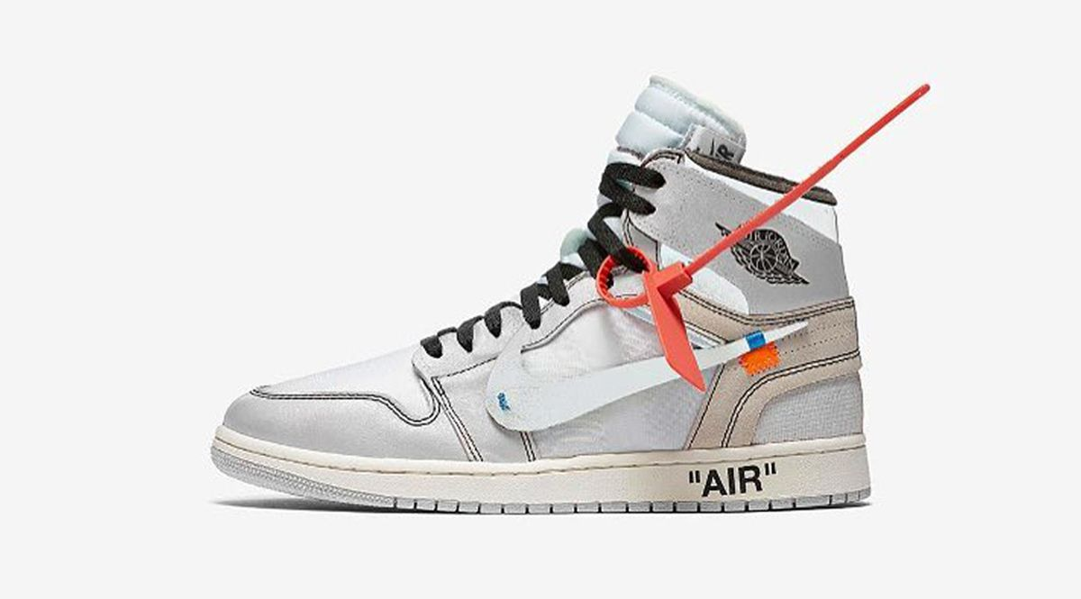 752e75cfcbc91 Air Jordan 1 x Off White 2018
