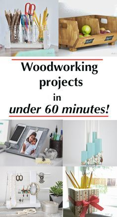 Simple Scrap Wood Projects For Beginners Diy Projects Pinterest