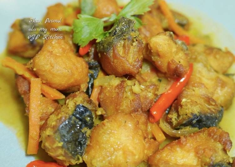 Resep Ikan Pesmol Ala My Mom Oleh Jp Kitchen Resep Resep Ikan Resep Makanan Sehat Masakan