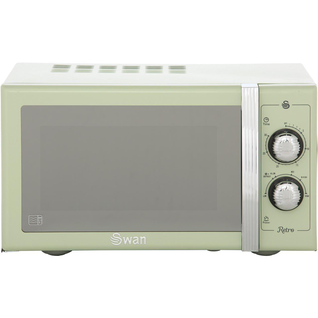 Sm22070gn Gr Swan Microwave Oven 25 Litre