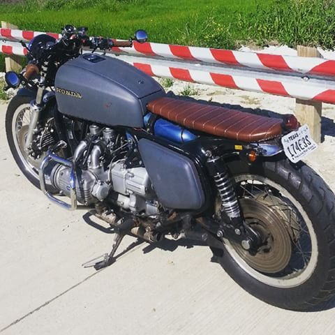 motorcycle cafe racer goldwing - Buscar con Google