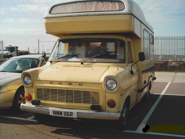 Mk1 Ford Transit V4 CI Motorhome Restoration And Repair