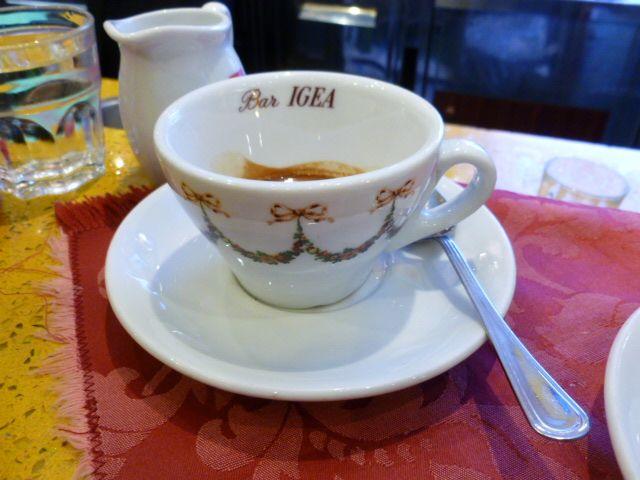 Bar Igea Via Indipendenza 36 Bologna Italy