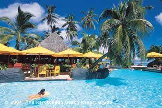 Rarotongan Beach Resort Cook Islands