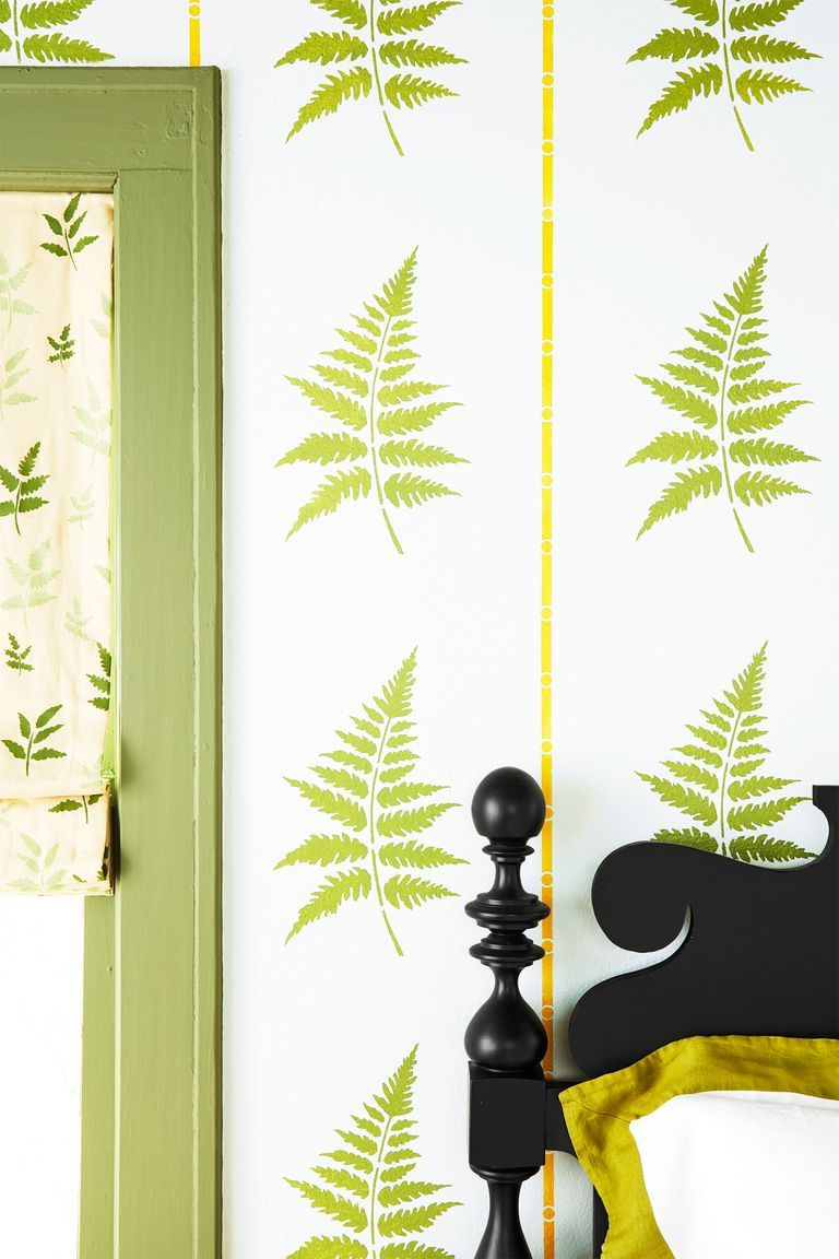It's Official: Stencils Are Making a Big Comeback | fern