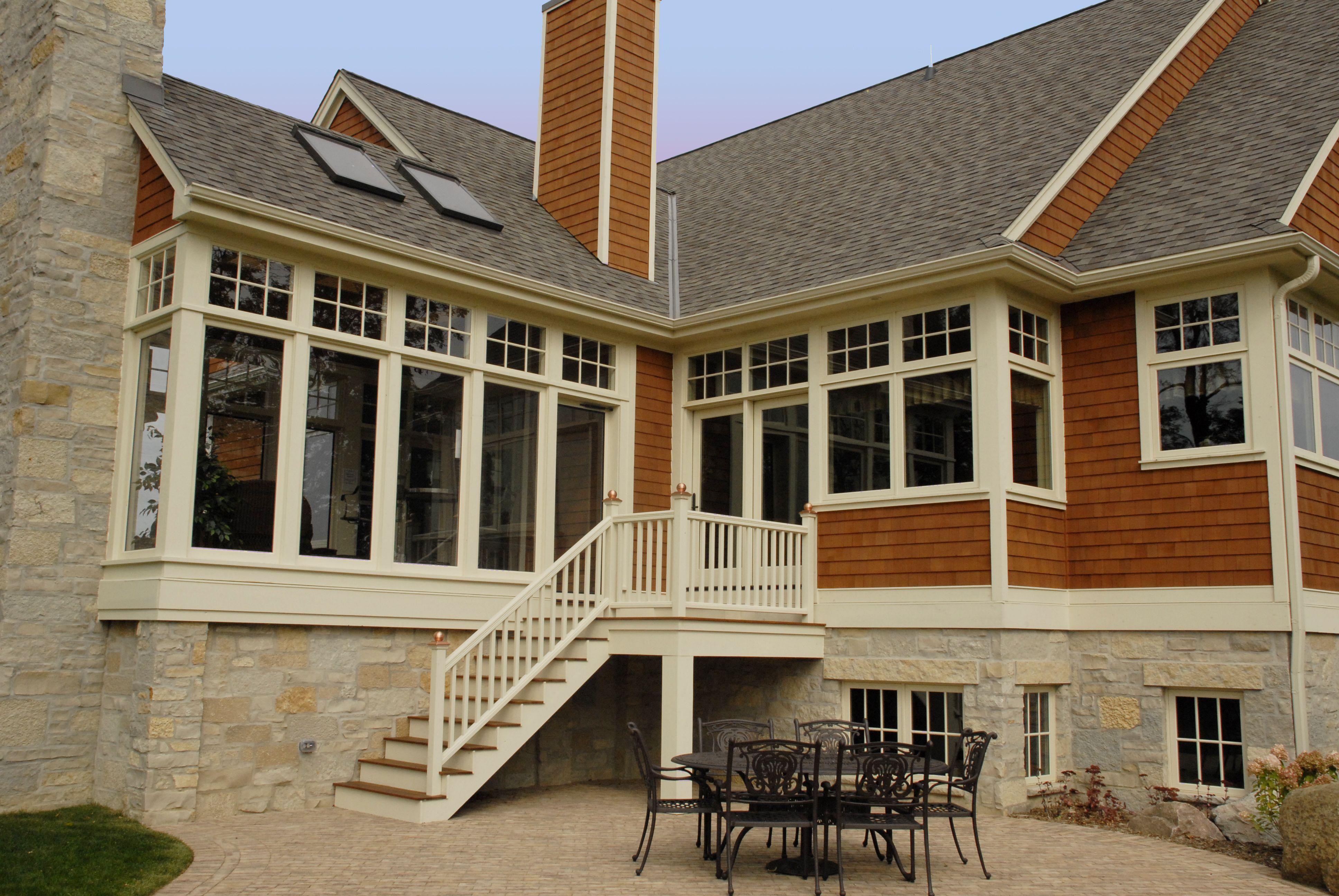 exterior 4 seasons room talus pinterest room porch and sunroom