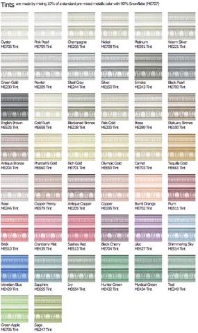 How To Metallic Paint Furniture Metallic Paint Metallic Paint Colors Paint Color Chart
