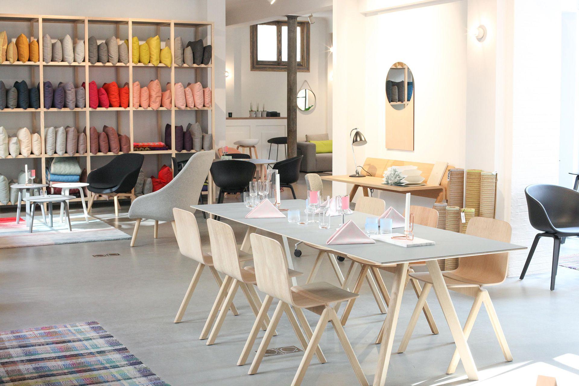HAY Antwerpen is gespecialiseerd in alle mogelijke designmeubelen ...