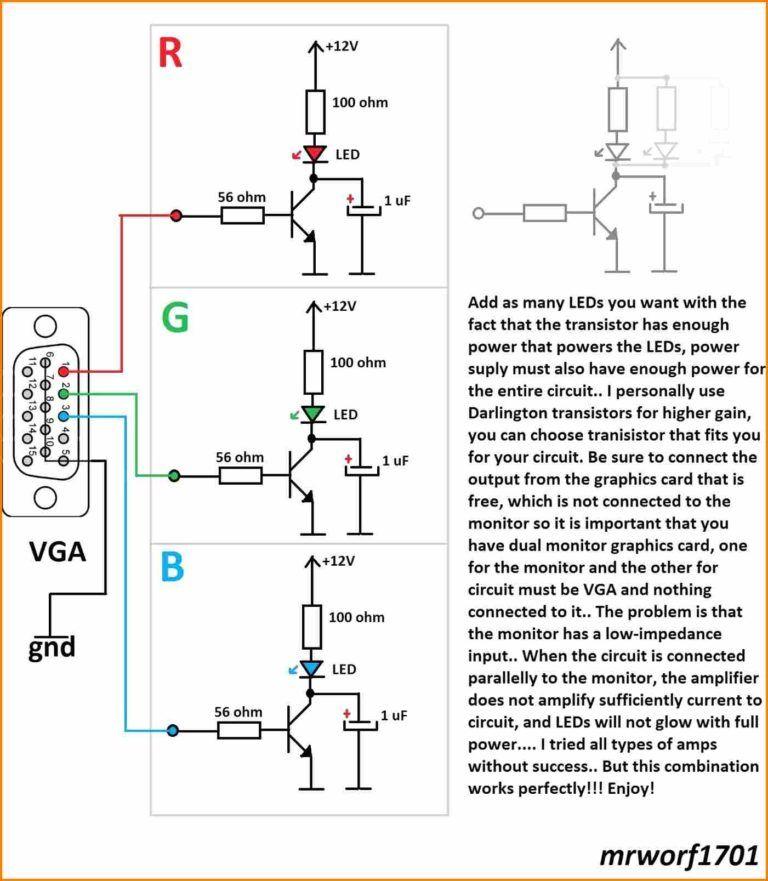 Diagram Hdmi To Vga Wiring Diagram Webtor Me Throughout