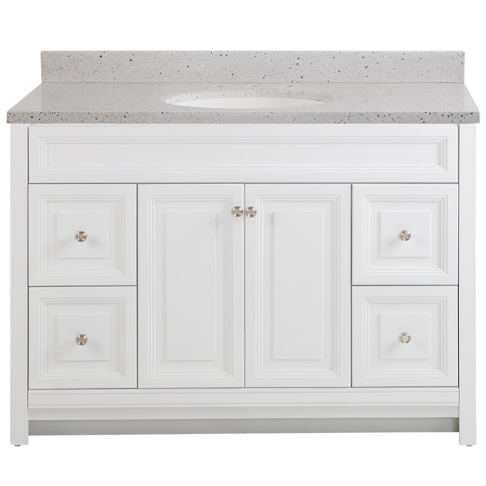 Home Decorators Collection Brinkhill 49 In W X 22 In D Bathroom