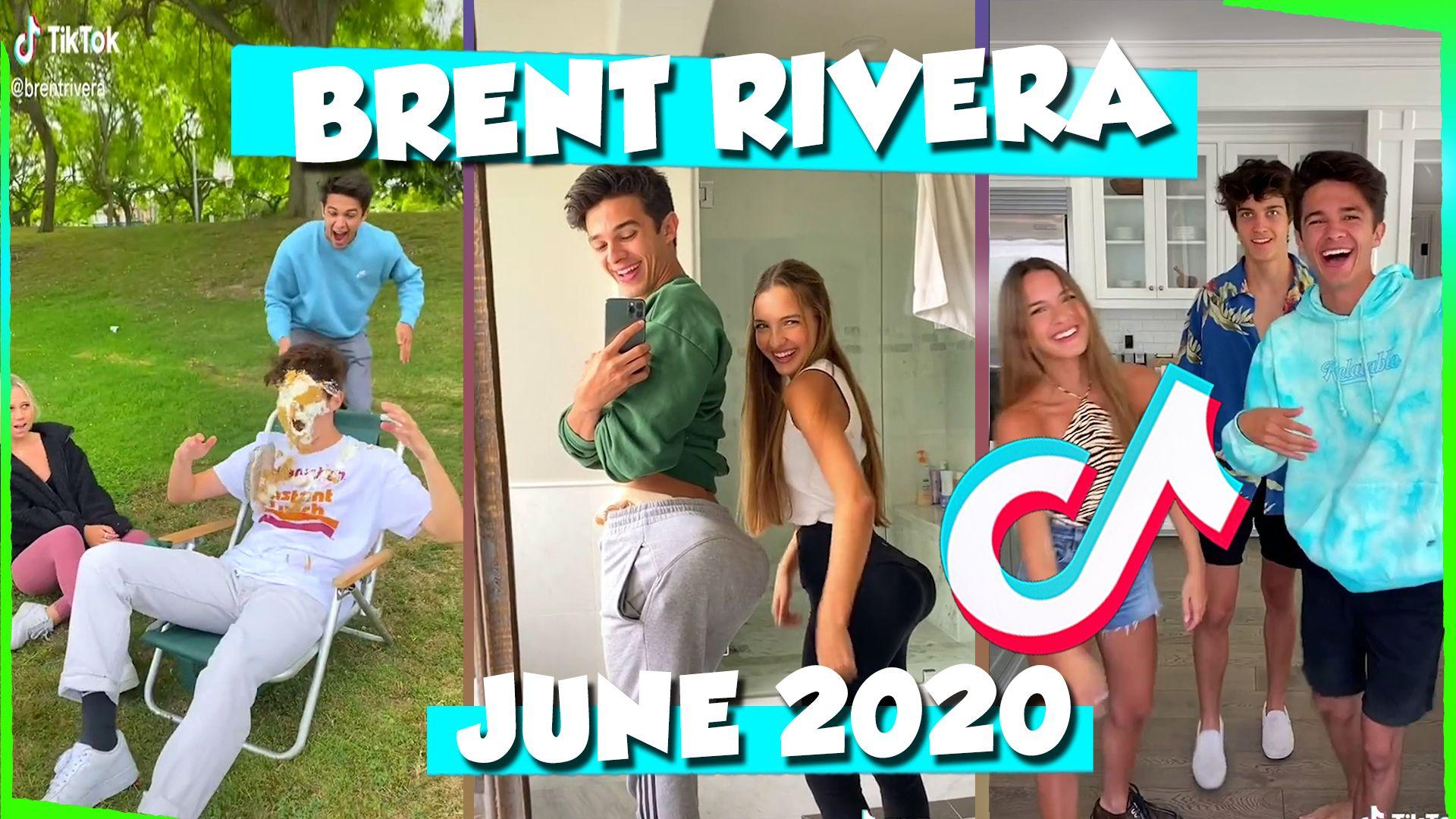 Brent Rivera Best June 2020 Tiktoks This Is Tiktok Watch The Best Of Brent Rivera Funny June 2020 Tiktok Videos Thisistiktok Bre Brent Rivera Brent Funny