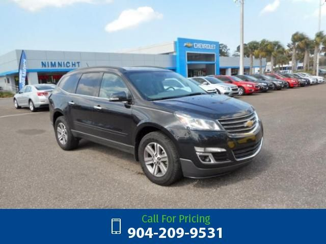 2015 Chevrolet Chevy Traverse Lt W 1lt Call For Price Miles 904