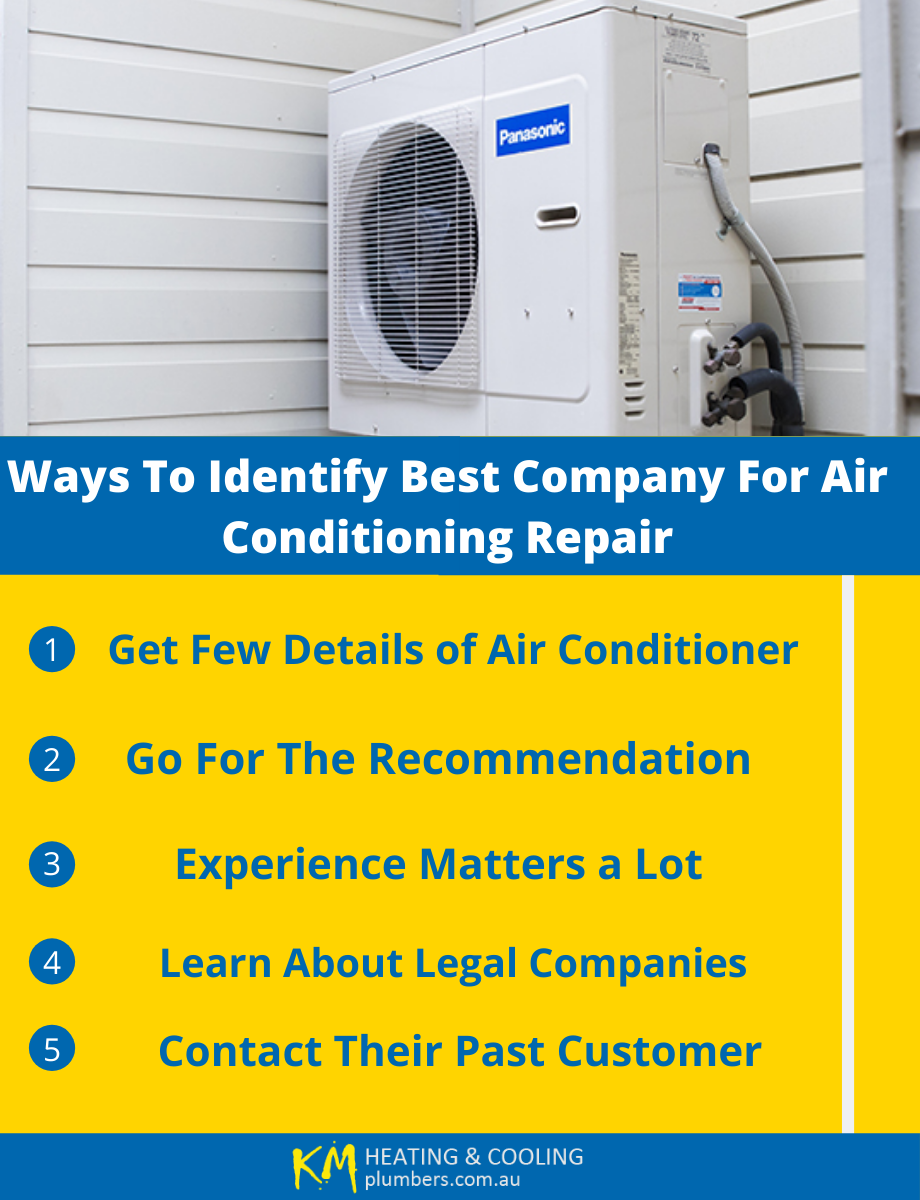 How To Identify Best Company For Air Conditioning Repair