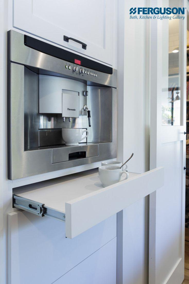 TBICM24CS Built-In Coffee Maker