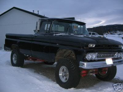 Post pics. Lets see how many 60-66 4x4 are out there. - Page 2 - The 1947 - Present Chevrolet  GMC Truck Message Board Network