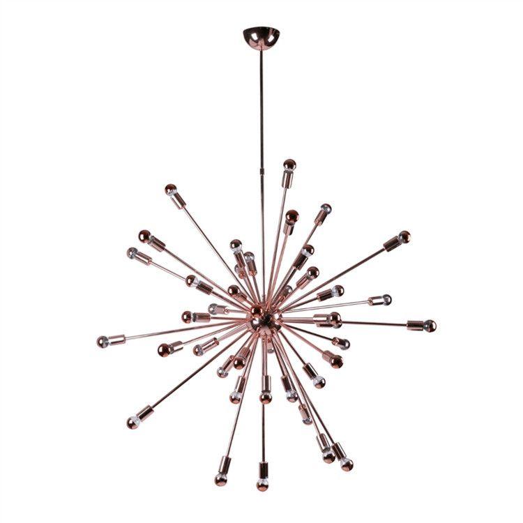 """Finemod Imports Modern Spark Hanging Chandelier 39"""" #design #homedesign #modern #modernfurniture #design4u #interiordesign #interiordesigner #furniture #furnituredesign #minimalism #minimal #minimalfurniture"""