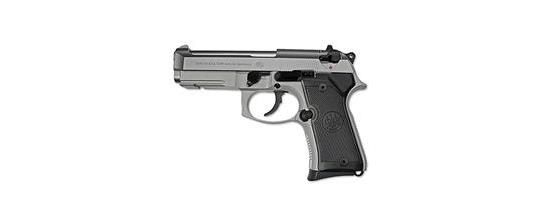 Beretta 92 FS Compact Inox with Rail