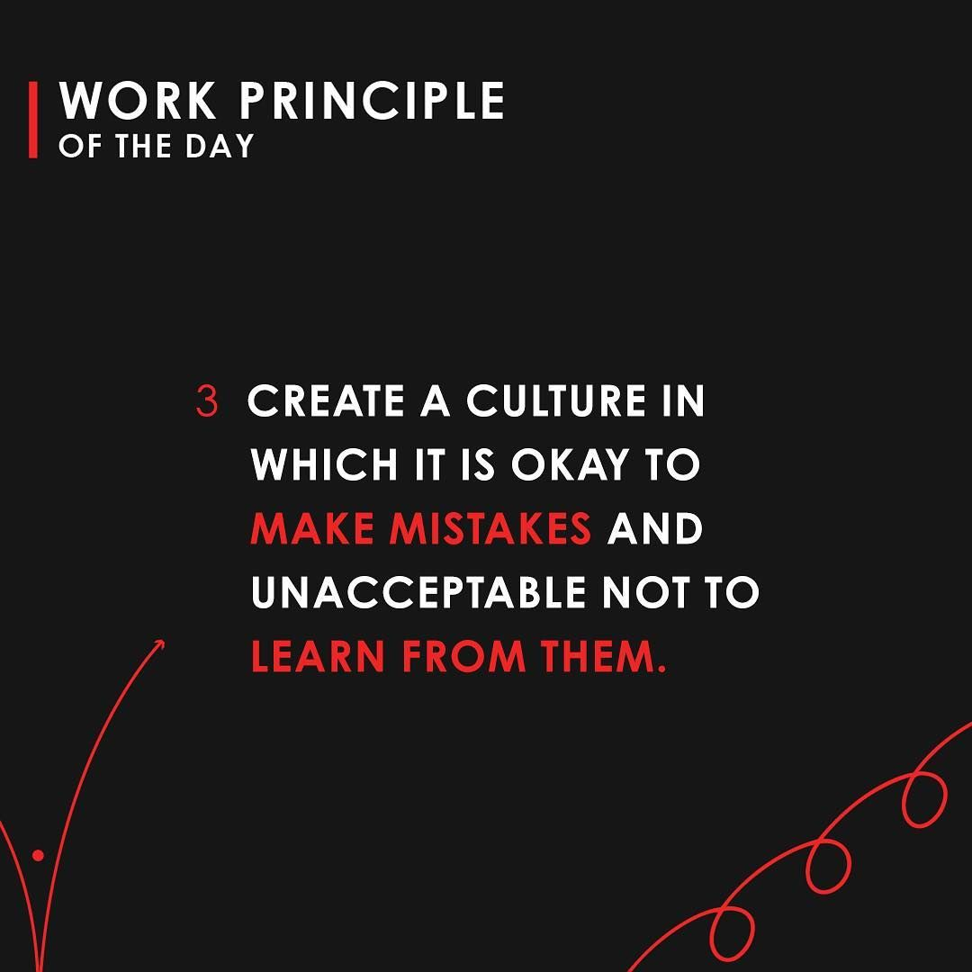 Principles On Instagram Everyone Makes Mistakes The Main Difference Is That Successful People Learn Everyone Makes Mistakes Mistake Quotes Successful People
