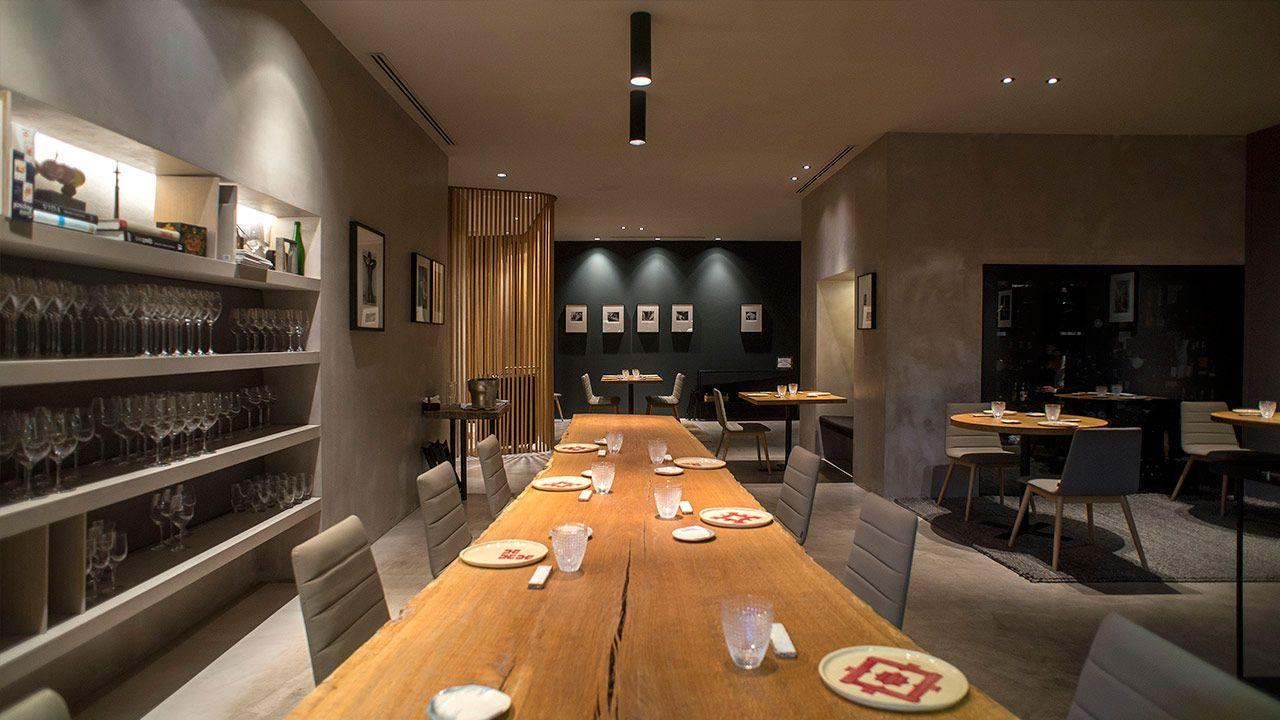 Innenarchitektur Carbone restaurant ecco on hotel giardino mountain moritz