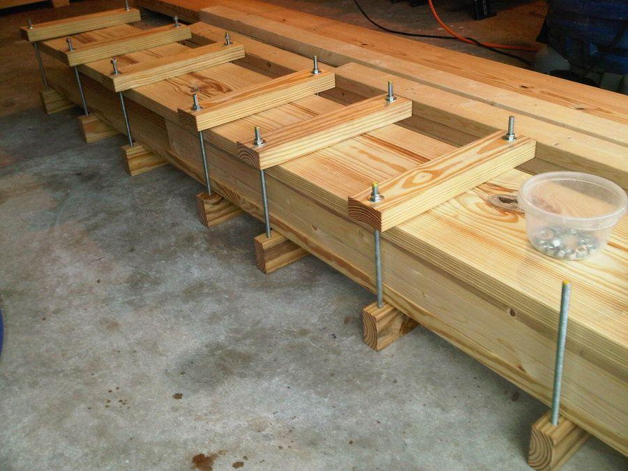 Diy Laminated Wood Beams In 2020 Wood Beams Wood Wood Laminate