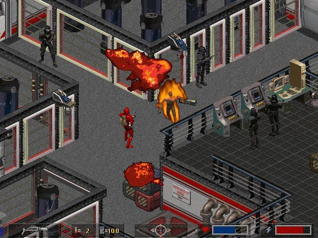 Crusader no remorse was amazing and often overlooked by many. Really loved the isometric view. This would be perfect for the ipad as the control system would suit the ipad's touchscreen.