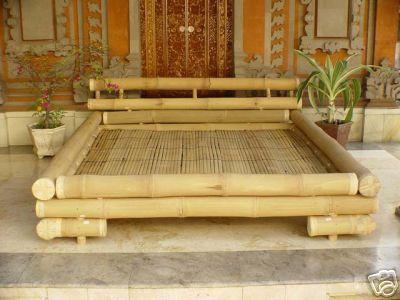 Best Bamboo Bed View Large Image Of Saigon Bamboo Bed Bambu 400 x 300